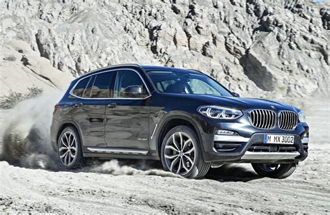 Bmw X3 by 2018 Bmw X3 Officially Revealed M40i Confirmed