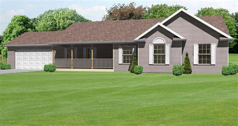front porch house plans front porch ranch house 1662 sq ft ranch house plan with