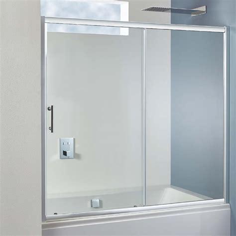 Sliding Shower Screen Over Bath over bath sliding shower doors jacobhursh