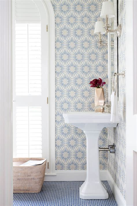 modern wallpaper bathroom lust worthy statement bathroom wallpapers