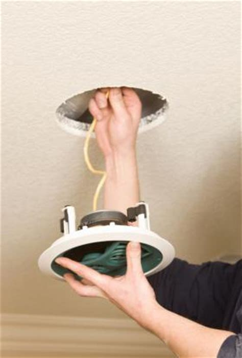in ceiling speakers installation how to install ceiling speakers