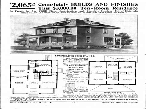 house building plans craftsman foursquare house plans