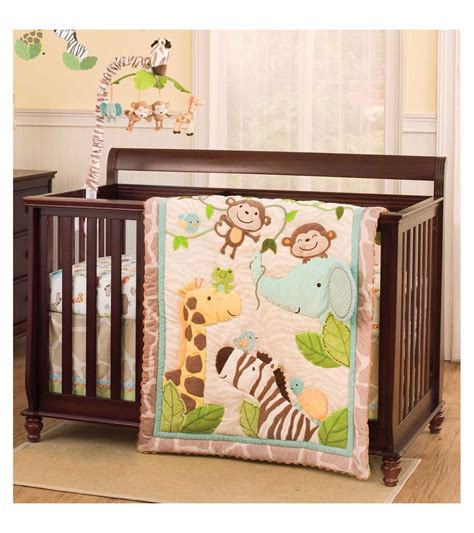 jungle crib bedding jungle crib sheets creative ideas of baby cribs