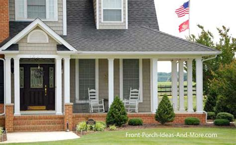 House Plans With Wrap Around Porches country home designs country porch plans country style