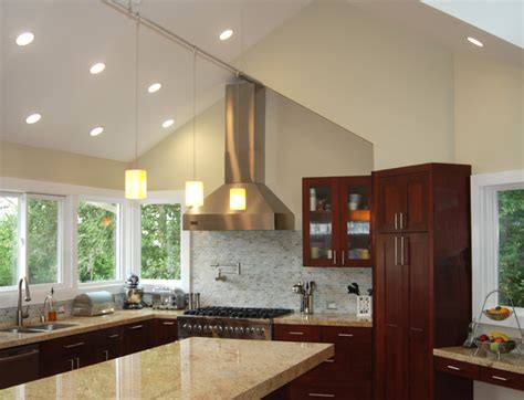 vaulted ceiling kitchen ideas kitchen with vaulted ceilings
