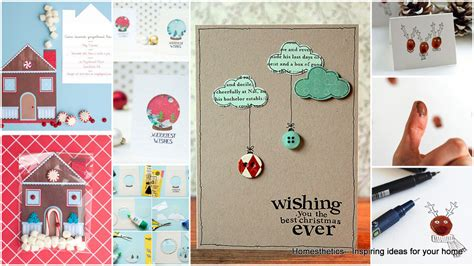 make your own cards ideas make your own creative diy cards this winter