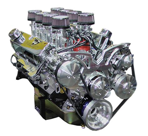 Ford Racing Crate Engines by Ford Engines Proformance Unlimited Inc