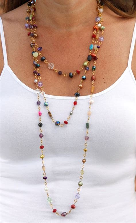beading necklaces 25 best ideas about beaded necklaces on