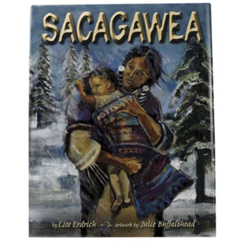 a picture book of sacagawea item numbers sacagawea book