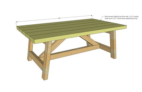 woodwork table designs truss coffee table woodworking plans woodshop plans