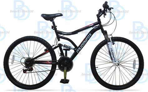 Rugged Trails Clothing by Muddyfox Chaos 26 Quot Gents Dual Suspension Mountain Bike In