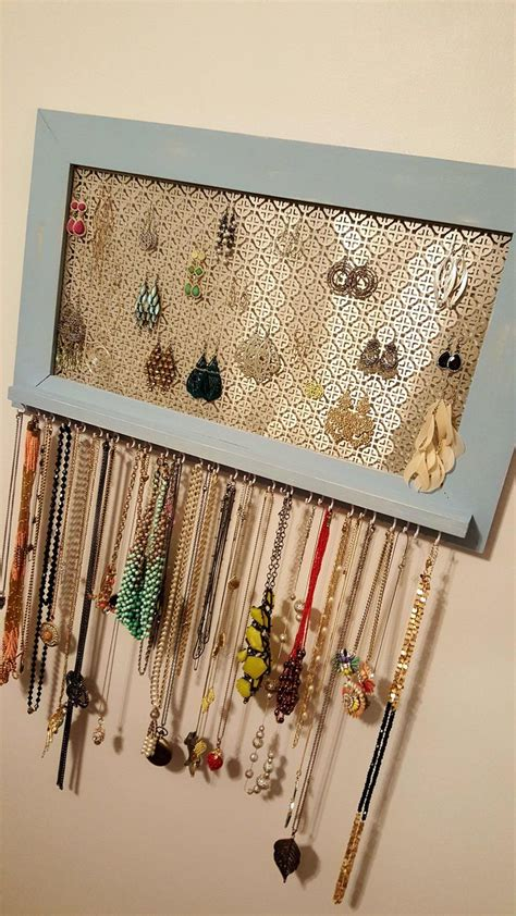 how to make a ring holder for a jewelry box best 20 diy jewelry holder ideas on