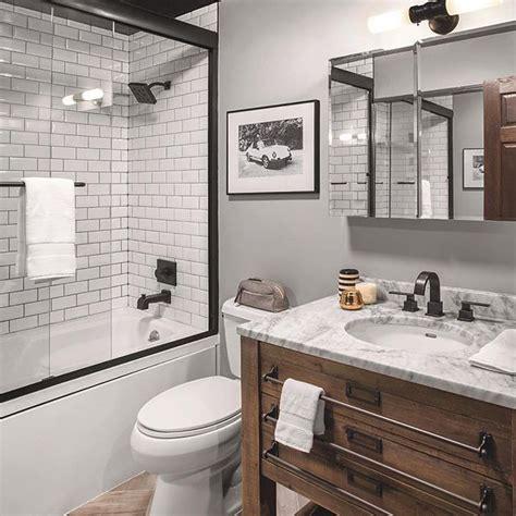 Rustic Modern Bathroom Vanities by Modern Rustic Bathroom Bathrooms Small Big Style And