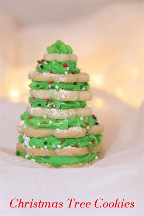 tree with cookies tree cookie stacks