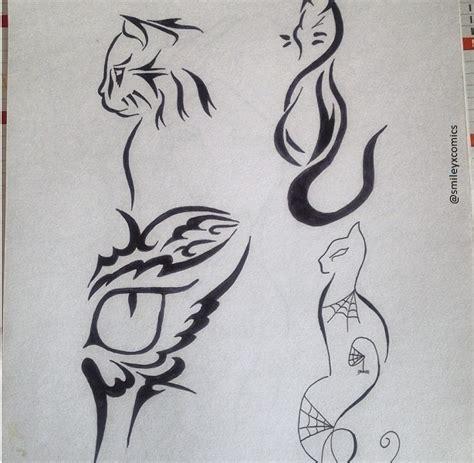 cat designs cat design by smileyxcomics on deviantart