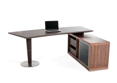 modern desks with storage modern desk with storage modern office desk and side