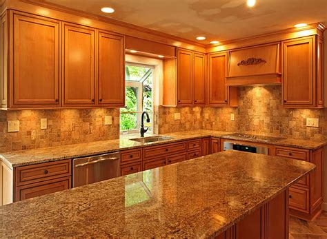 kitchen design granite kitchen designs astonishing modern wooden cabinets