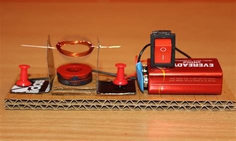 Easy Electric Motor by How To Build An Mini Electric Motor Simple