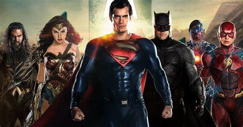 justice league justice league success will determine future dceu