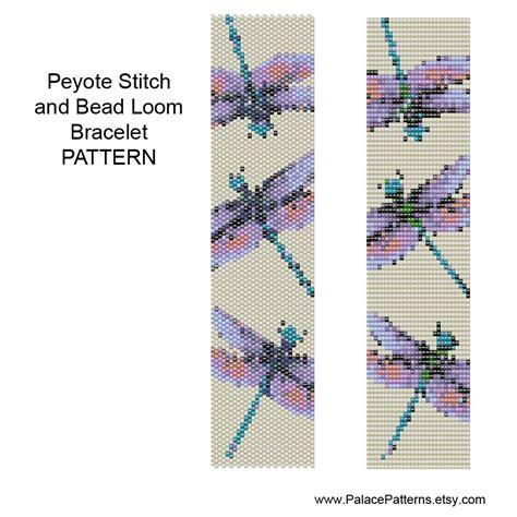bead weaving loom patterns bracelet pattern for bead loom weaving or peyote stitch