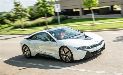 Bmw Ia by 2016 Bmw I8 Test Review Car And Driver