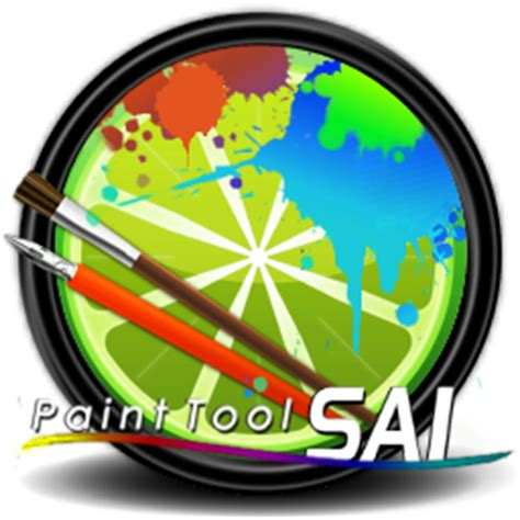 paint tool sai transparent background paint tool sai icon for windows 7 by excharny on deviantart