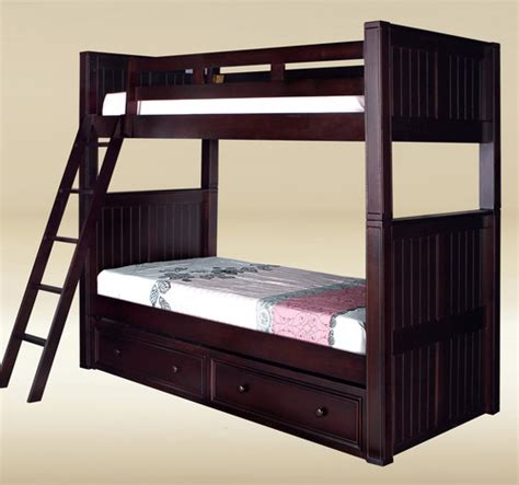 cottage style bunk beds dillon bunk bed