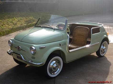 Fiat 500 Jolly by Fiat 500 Jolly Ghia Fiat 500 600