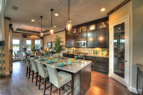 interior decorating homes sisler johnston interior design completes ici homes lucca model at siena at town center what