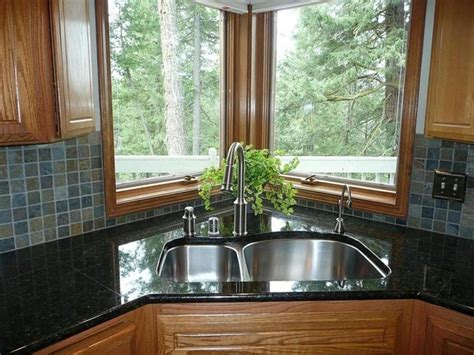 kitchen corner sinks 10 tips for corner kitchen sink ward log homes