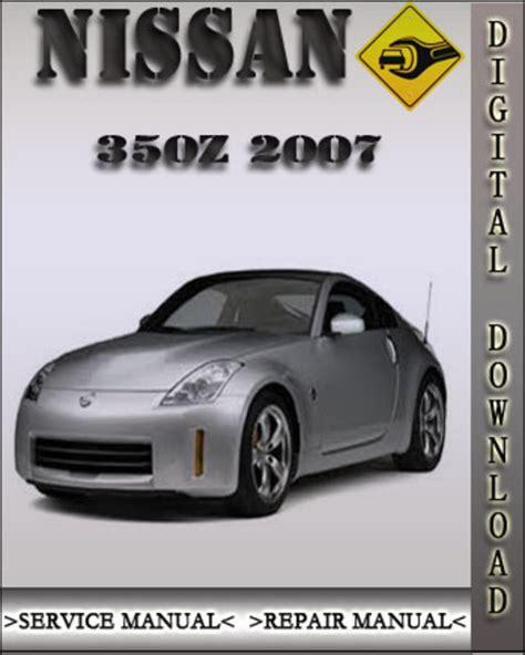 old car repair manuals 2005 nissan 350z free book repair manuals 2007 nissan 350z workshop manual ggettsj
