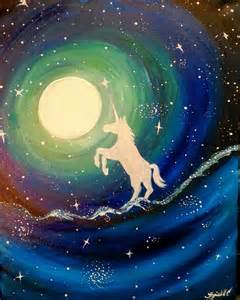 25 Best Ideas About Unicorn Painting On