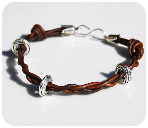 cord bracelets with leather cord bracelets make bracelets
