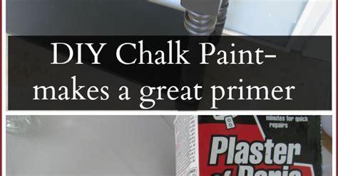 chalk paint no primer use your diy chalky paint as a primer hometalk
