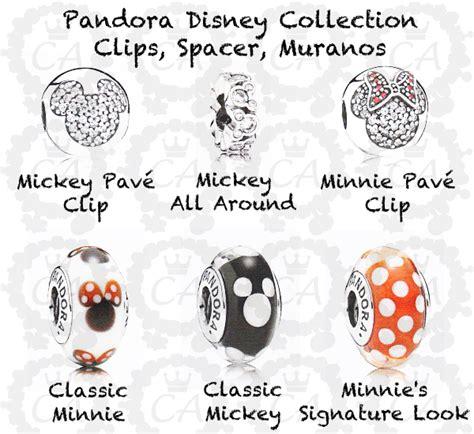 pandora disney disney pandora bead collection