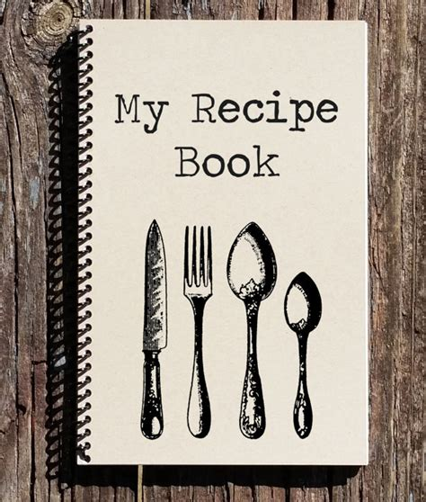 pictures of recipe books recipe book recipe journal my recipes notebook journal