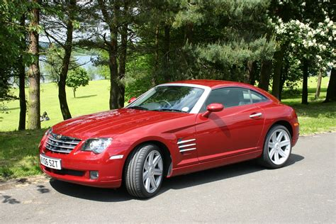 Chrysler Crossfire by Chrysler Crossfire Coup 233 2003 2008 Features Equipment