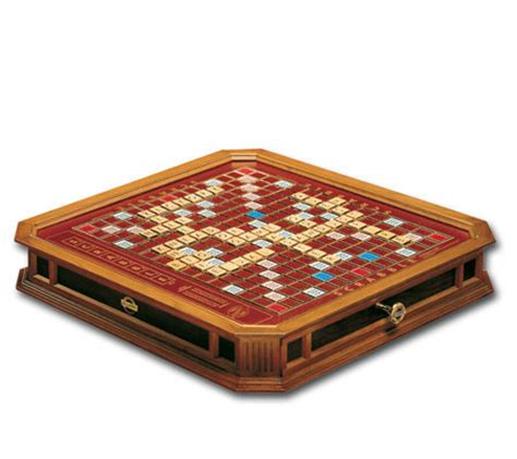 scrabble collectors edition the franklin mint scrabble the classic collector s