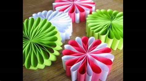 paper craft for home decoration paper crafts ideas home design decorations
