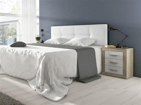 cabeceros de cama blanco cabecero de cama acolchado cabezal cama tapizado color blanco