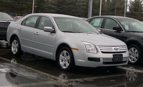 2006 Ford Fusion by Fichier 2006 Ford Fusion Us Jpg Wikip 233 Dia