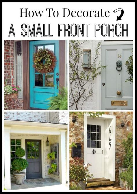 how to decorate a front porch for how to decorate a small front porch worthing court
