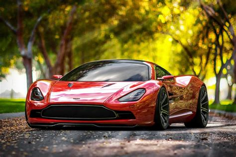 Radical Car Wallpaper Hd by Aston Martin Dbc Supercar Concept Hiconsumption