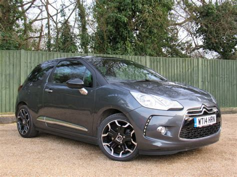 Citroen Ds3 For Sale by Used Grey Citroen Ds3 For Sale Dorset