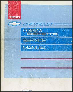 service manual vehicle repair manual 1992 chevrolet beretta lane departure warning service 1990 chevy corsica and beretta repair shop manual original