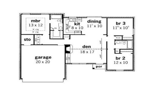 floor plans for small bedrooms simple small house floor plans 3 bedroom simple small