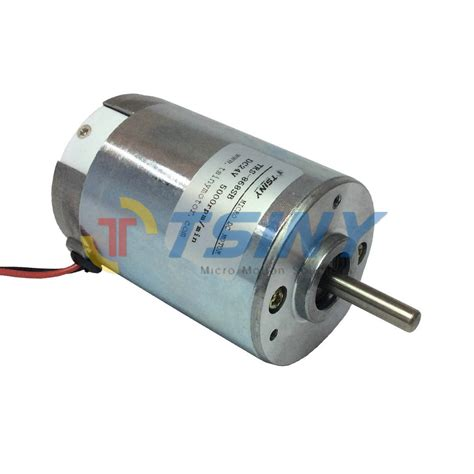 Dc Motor by Small 24 Volt Dc Electric Motor 5000rpm Micro Brush Pmdc