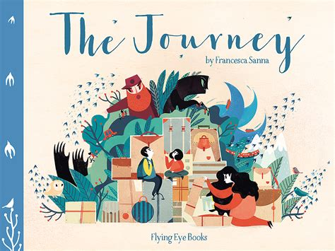 picture books about journeys nobrow press the journey
