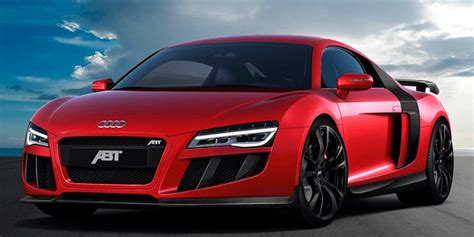 Audi R8 V10 0 60 by Audi R8 V10 By Abt 0 60 In 3 5 Seconds