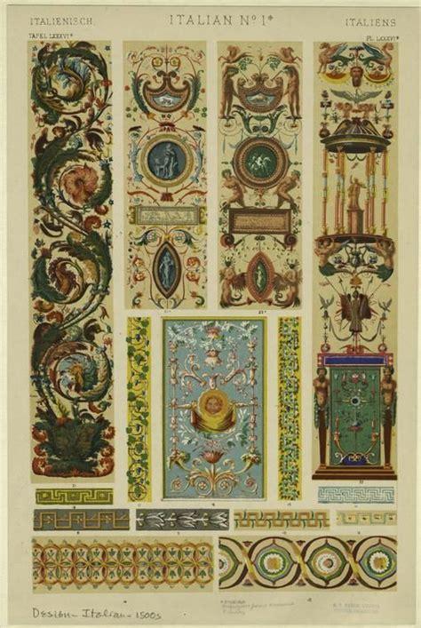 fresco ornament arabesques fresco ornament vatican arabesque